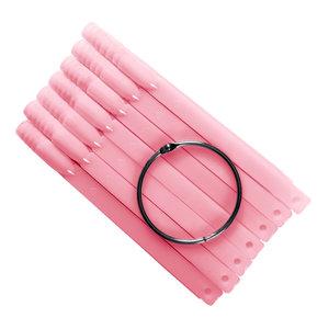 Nailchart rosa