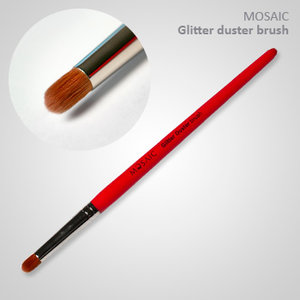 Glitter duster pensel