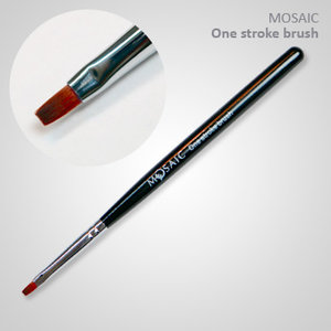 One stroke pensel