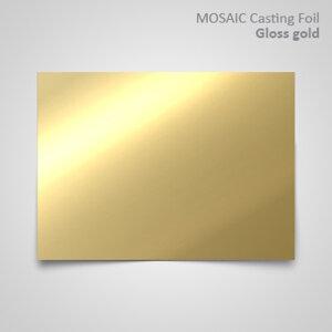 CF. Gloss gold
