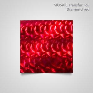 TF. Diamond red
